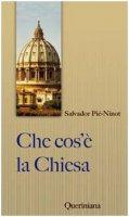 Che cos'è la Chiesa - Salvador Pié-Ninot