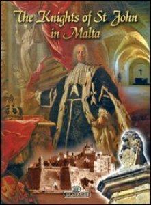 Copertina di 'The knights of St. John in Malta'