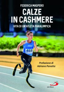 Copertina di 'Calze in cashmere. Vita di un'atleta paralimpica'