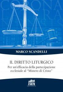 Copertina di 'Il diritto liturgico'