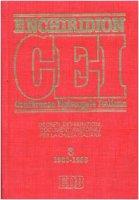 Enchiridion CEI. Decreti, dichiarazioni, documenti pastorali per la Chiesa italiana (1980-1985) [vol_3]