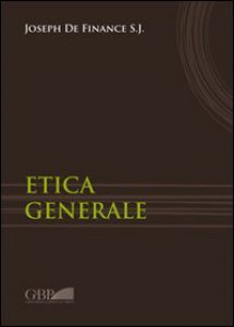 Copertina di 'Etica generale'