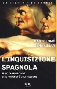 Copertina di 'L' inquisizione spagnola'