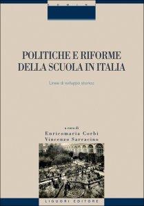 Copertina di 'Politiche e riforme della scuola in Italia'