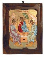 """Icona """"Trinit� di Rublev"""" (cm 18,5 x 23,5)"""