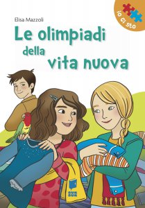 Copertina di 'Le olimpiadi della vita nuova'