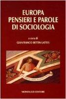 Pensieri e parole di sociologia