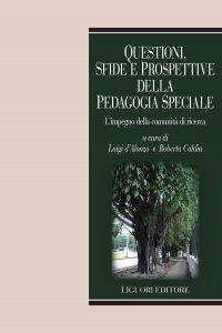 Copertina di 'Questioni, sfide e prospettive della Pedagogia Speciale'