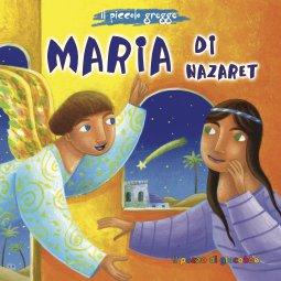 Copertina di 'Maria di Nazareth'