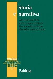 Copertina di 'Storia e narrativa'