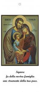 Copertina di 'Busta porta ulivo Domenica delle Palme  Sacra Famiglia'