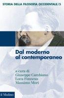 Storia della filosofia occidentale vol.5 - G. Cambiano, L. Fonnesu, M. Mori