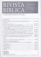 Rivista biblica (2016) vol.3-4