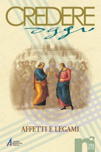 Copertina di 'Affetti e legami in alcuni racconti dell'Antico Testamento'