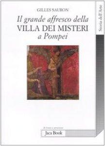 Copertina di 'Villa dei misteri a Pompei e i suoi affreschi'