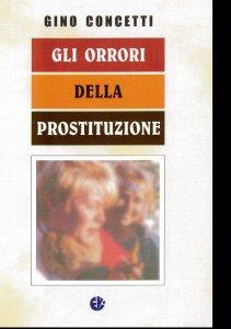 Copertina di 'Gli orrori della prostituzione'