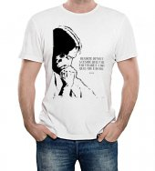 """T-shirt """"Rendete dunque a Cesare..."""" (Mt 22,21) - Taglia XL - UOMO"""