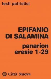 Copertina di 'Panarion (eresie 1-29)'