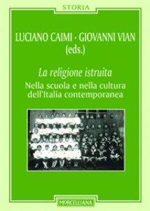 Copertina di 'La religione istruita'