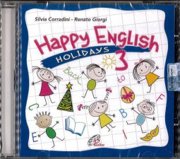 Copertina di 'Happy English 3. Holidays - CD'