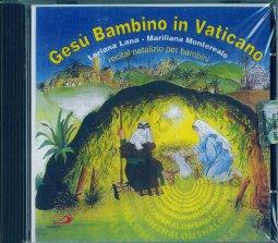 Copertina di 'Ges� Bambino in Vaticano'