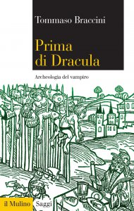 Copertina di 'Prima di Dracula'
