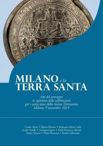 Copertina di 'Milano e la Terra Santa'