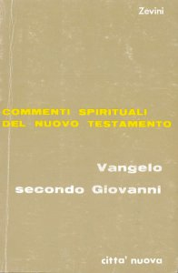 Copertina di 'Vangelo secondo Giovanni [vol_1]'