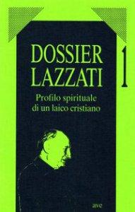Copertina di 'Profilo spirituale di un laico cristiano'