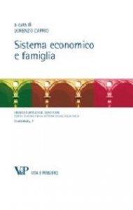 Copertina di 'Sistema economico e famiglia.'