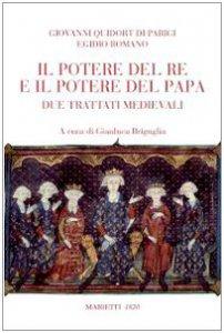 Copertina di 'Il potere del re e il potere del Papa'