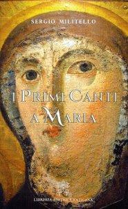 Copertina di 'I Primi canti a Maria'