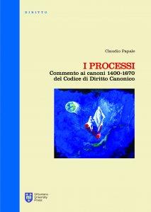 Copertina di 'I Processi'