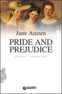 Copertina di 'Pride and prejudice'