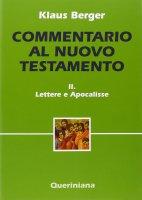 Commentario al nuovo testamento II - Berger Klaus