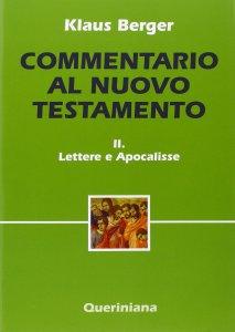 Copertina di 'Commentario al nuovo testamento II'