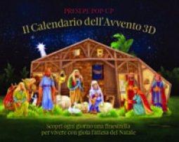 Copertina di 'Il Calendario dell'Avvento 3D'