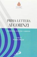 Prima lettera ai Corinzi - Franco Manzi