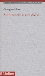 Copertina di 'Studi storici e vita civile'