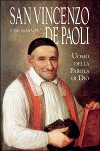 Copertina di 'San Vincenzo de Paoli'