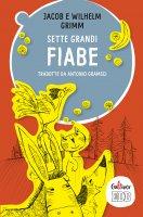 Sette grandi fiabe tradotte da Antonio Gramsci - Jacob Grimm, Wilhelm Grimm