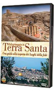 Copertina di 'Pellegrinaggio in Terra Santa. Una guida alla scoperta dei luoghi della fede'