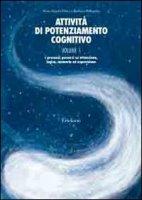 Attività di potenziamento cognitivo - Fabio Rosa A., Pellegatta Barbara