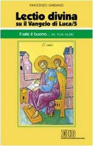 Copertina di '«Lectio divina» su il Vangelo di Luca'