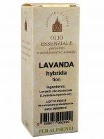 Olio essenziale lavanda 12 ml.