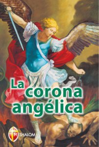 Copertina di 'La corona angélica. Ediz. spagnola'