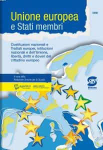Copertina di 'Unione europea e Stati membri'