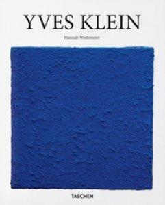 Copertina di 'Yves Klein'