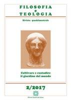 Filosofia e teologia. Rivista quadrimestrale (2017)