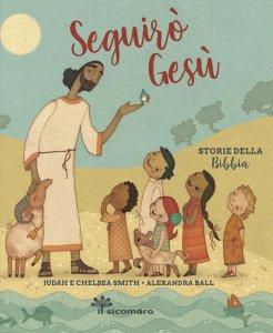 Copertina di 'Seguirò Gesù'